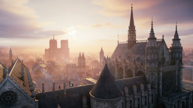 Assassin's Creed Unity - so realistic it could help restore the real thing
