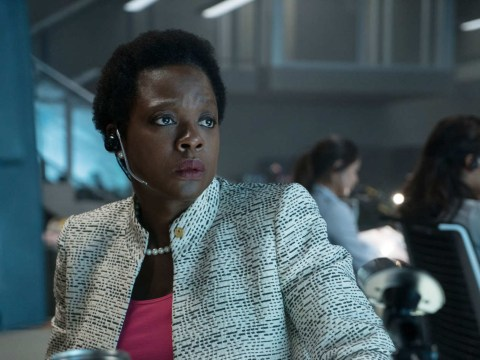 Suicide Squad 2 is bringing back Viola Davis' Amanda Waller