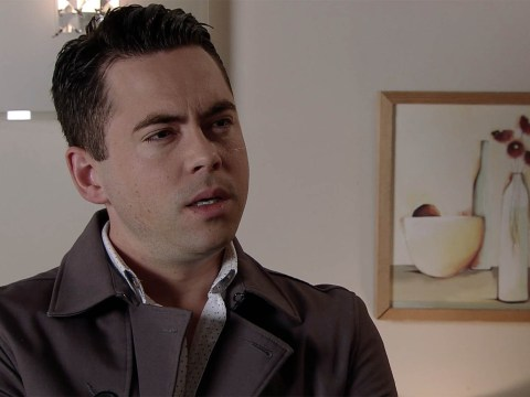 Sacked Coronation Street star Bruno Langley 'moves in with woman married to jailed fraudster'