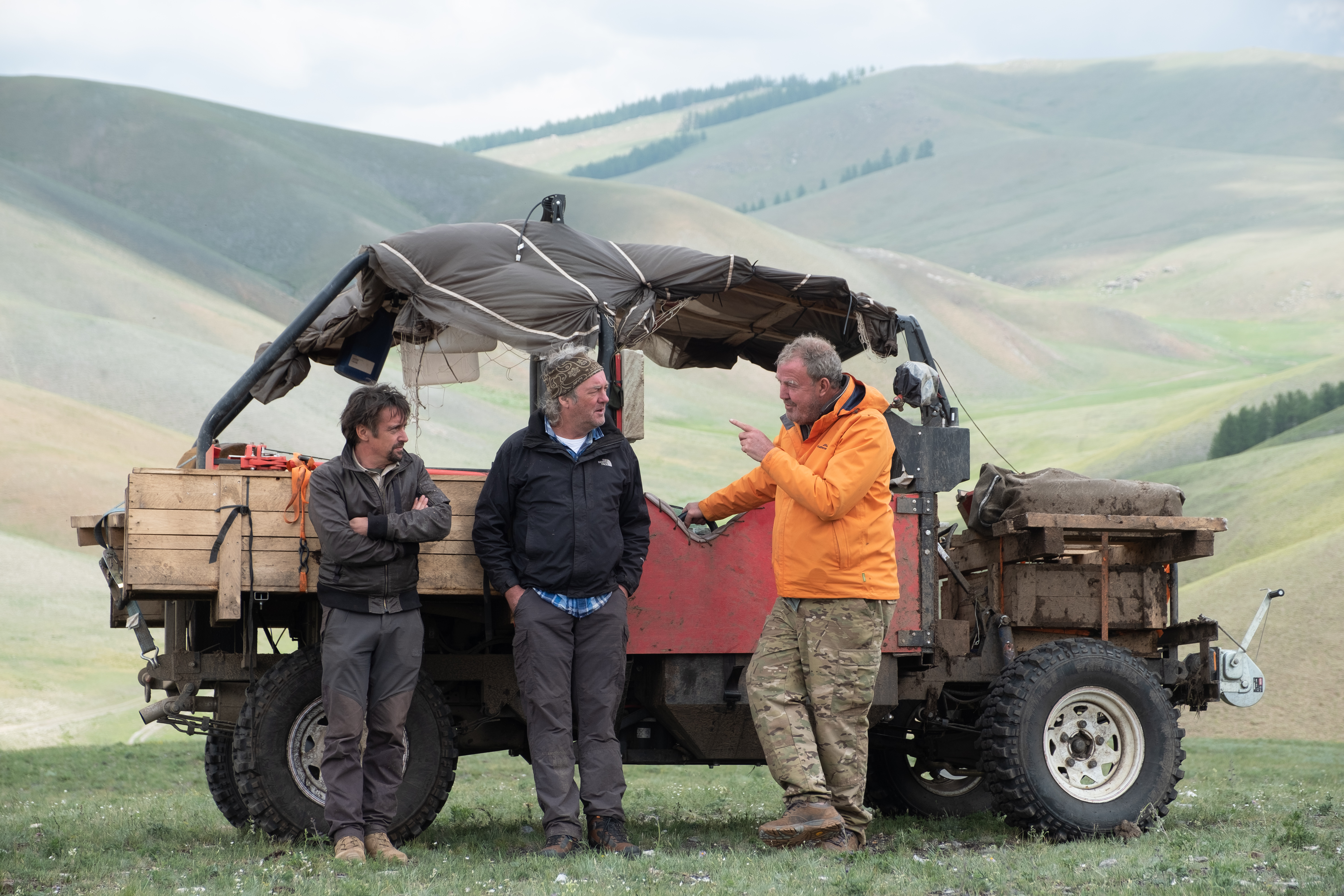 Jeremy Clarkson teases 'profoundly sad' The Grand Tour season 3 finale after Mongolia special