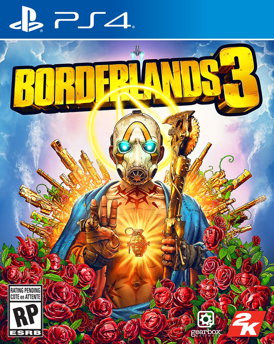 Borderlands 3 box art leaks, September release date confirmed