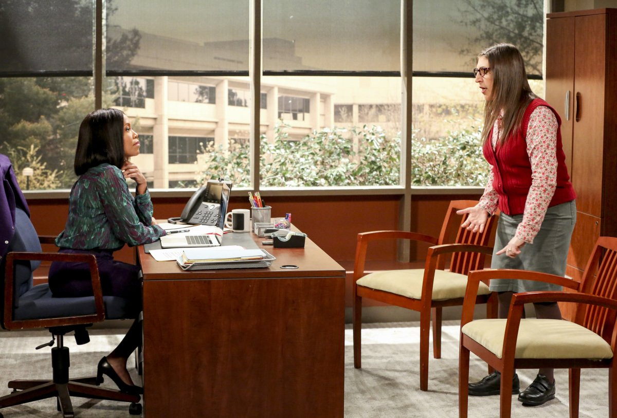 The Big Bang Theory tease Regina King's return as Janine Davis with brand new trailer