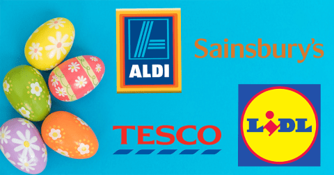 Easter Monday opening times for Tesco, Sainsbury's, Lidl and Aldi