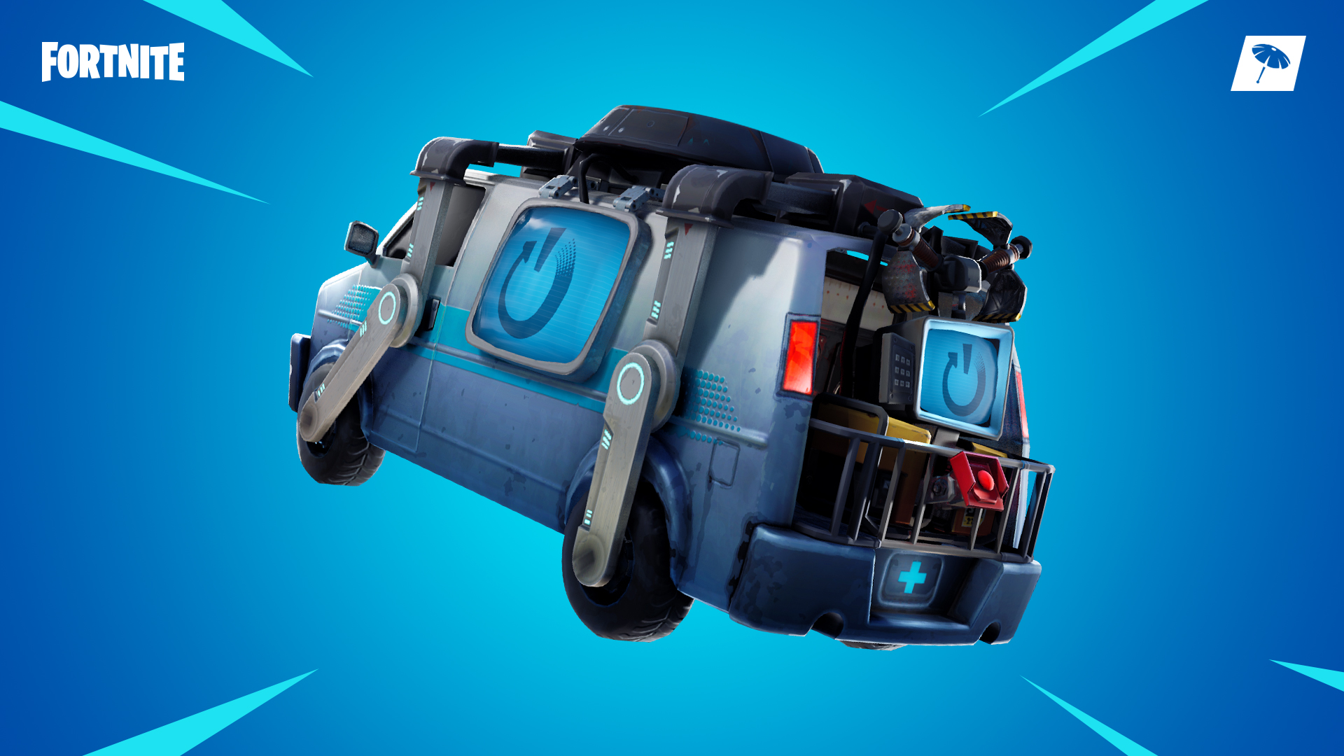 Reboot Van added in latest Fortnite season 8 patch