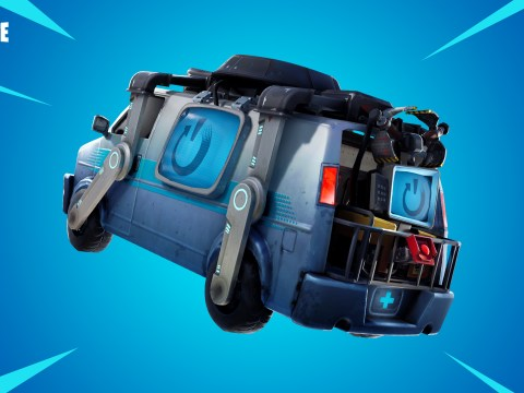 Reboot Van added in latest Fortnite season 8 patch