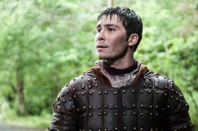 Podrick's melancholy tale of Jenny Of Oldstones became a poignant moment of the last episode (Picture: HBO)