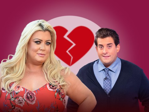 Gemma Collins and James Argent 'split after heated row' as they unfollow each other online