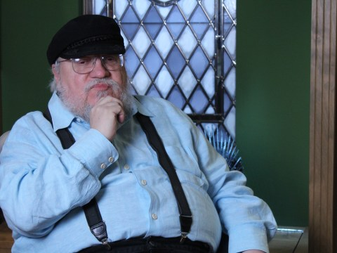 George RR Martin 'saddened' by Game of Thrones prequel axe