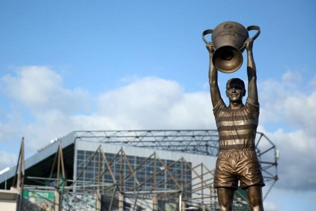 Billy McNeill statue