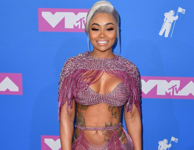 Blac Chyna 'threatens stylist with knife in heated row over money'