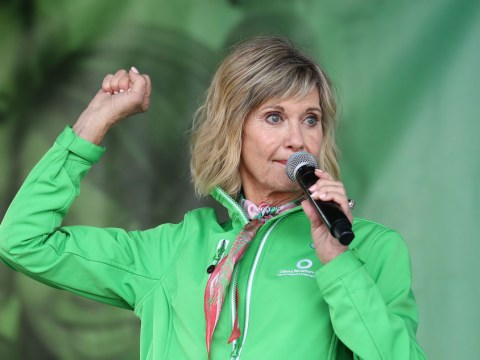 Olivia Newton-John, 70, condemns vicious rumours about her cancer battle