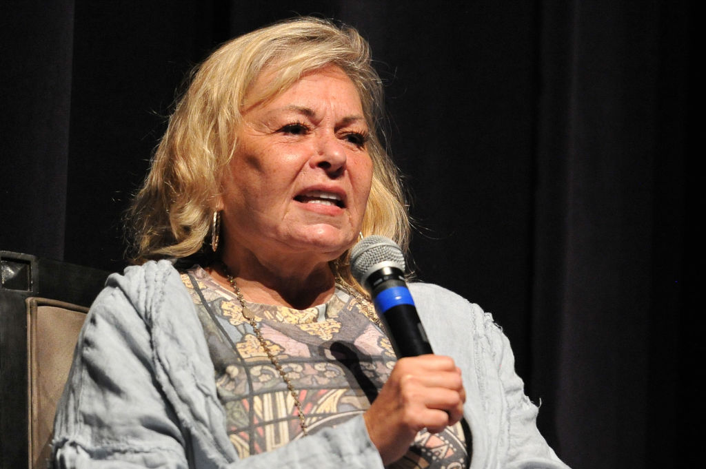 Roseanne Barr argues she can use gay slurs in private as she claims she's 'queer'