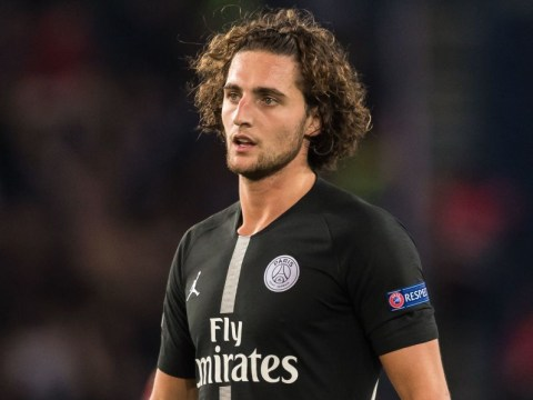 Adrien Rabiot responds to Manchester United transfer speculation