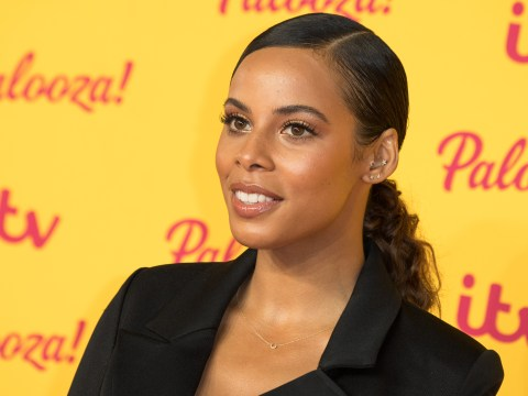 Rochelle Humes bans mum from talking about weight loss around her two daughters