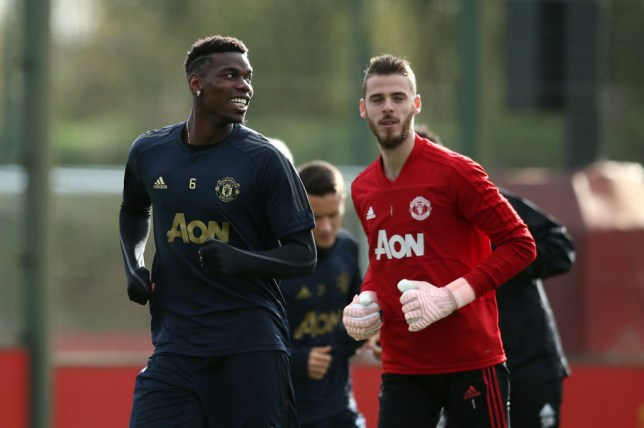David de Gea and Paul Pogba are both demanding pay rises at Manchester United