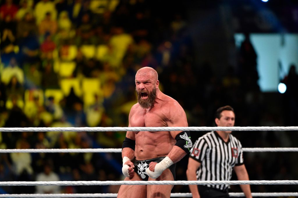 Triple H reveals his diet plan ahead of Wrestlemania 35 match vs Batista