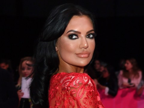 Geordie Shore star Abbie Holborn left with hard lumps under eyes due to excessive filler