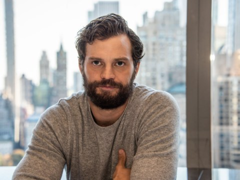 Jamie Dornan 'still dealing' with four friends being killed in car crash a year after his mum's death