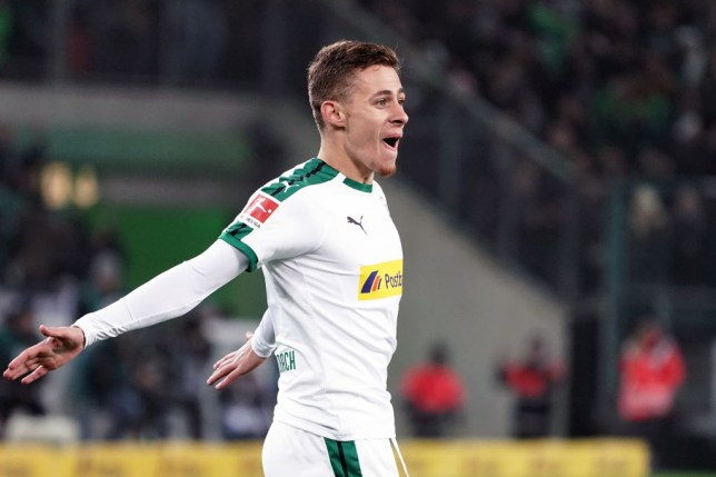 209be24309c Liverpool news  Thorgan Hazard prefers Dortmund move over Liverpool ...