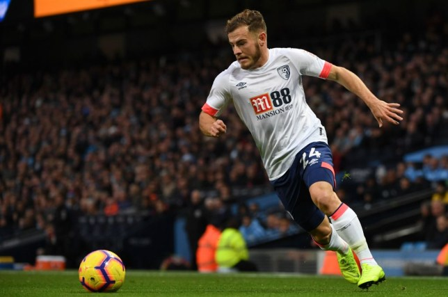 Bournemouth's Ryan Fraser is wanted by both Arsenal and Chelsea