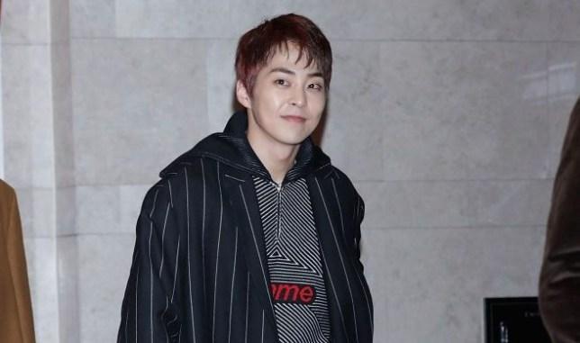 Xiumin of EXO