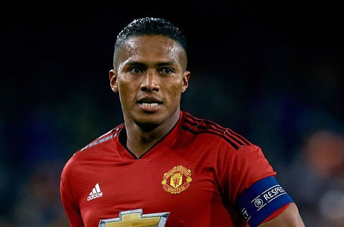 Manchester United should relieve Antonio Valencia
