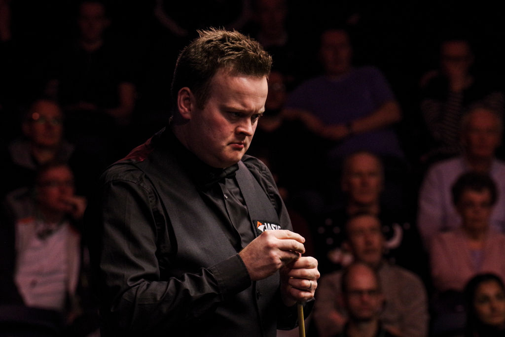Shaun Murphy one frame away from World Championship another whitewash over Crucible debutant