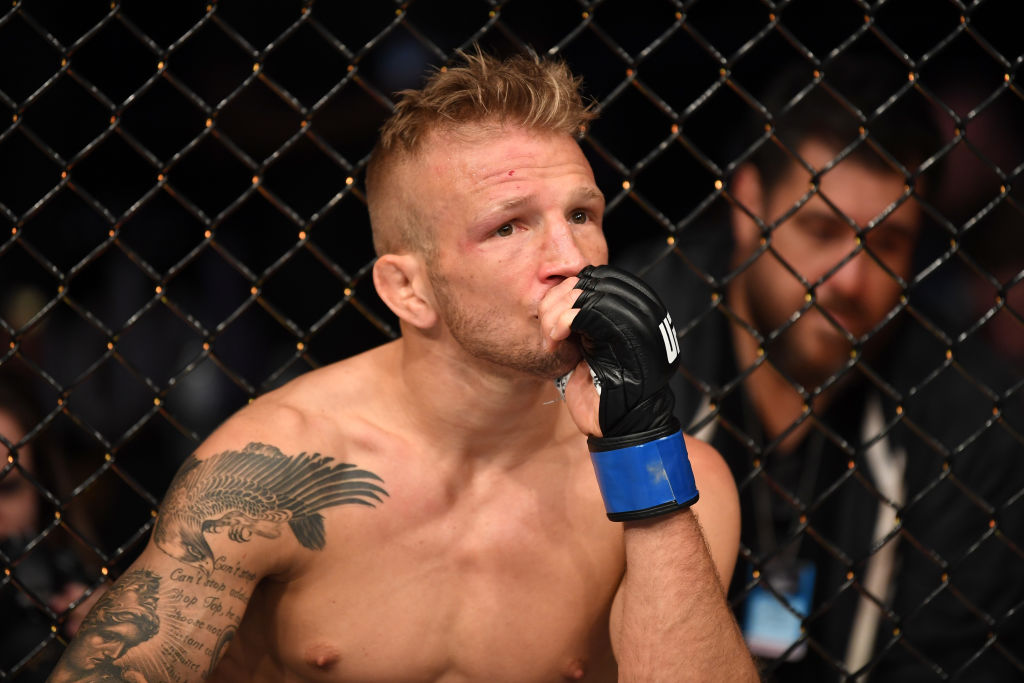 UFC star TJ Dillashaw vows to return to fighting after two-year doping ban