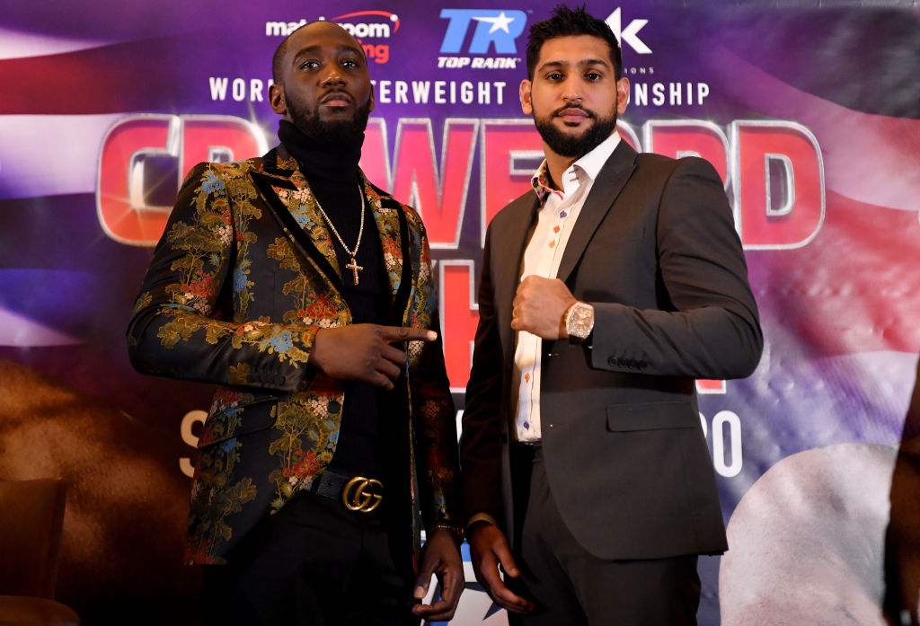 What time is the Amir Khan vs Terence Crawford fight? UK ring walk time, live stream, undercard and odds