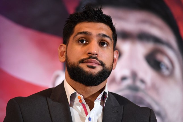 Amir Khan opens door to Kell Brook grudge match ahead of Terence Crawford fight