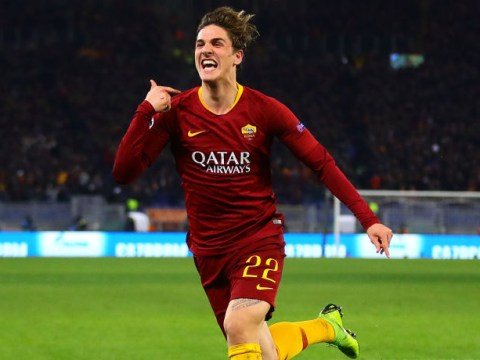 Manchester United enter transfer race to sign Roma star Nicolo Zaniolo