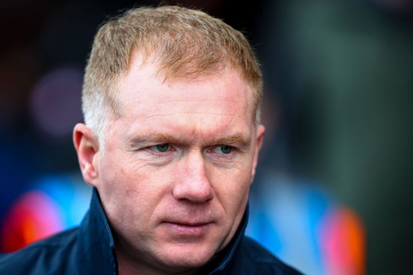 Paul Scholes says Ole Gunnar Solskjaer has a huge job on his hands at Man Utd
