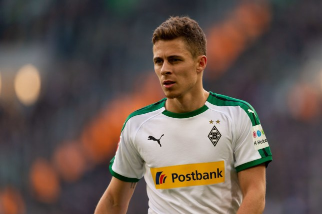 1366e12e575 Unai Emery wants Arsenal to sign Thorgan Hazard as replacement for ...