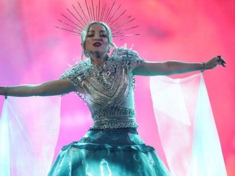 Australia's Kate Miller-Heidke sees Eurovision as a 'haven for outsiders'