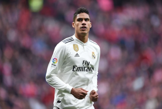 Manchester United to demand Varane and Bale in Pogba deal