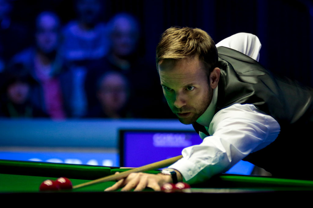 Ali Carter snooker player