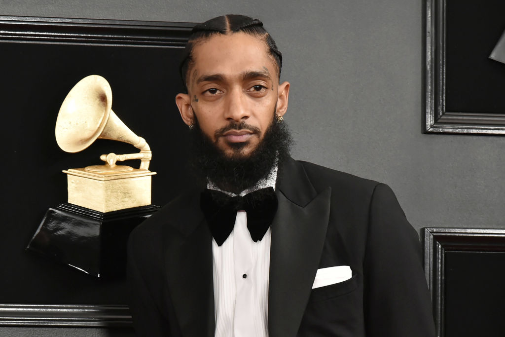 Beyonce leads tributes to rapper Nipsey Hussle after he's shot dead aged 33: 'I'm praying with every ounce of my heart'