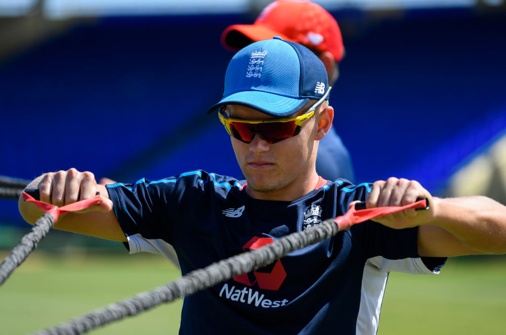 Sam Curran on IPL hat-trick: 'The crowd was so loud – I couldn't hear myself think'