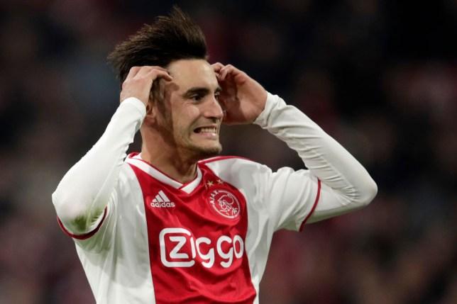 Ajax respond to Arsenal's Nicolas Tagliafico interest
