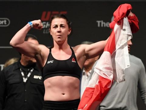 Molly McCann meets Ariane Lipski at UFC Fight Night 154