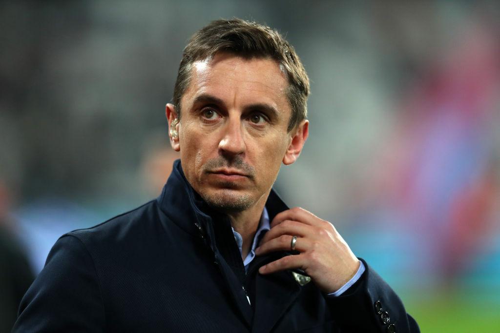 Raheem Sterling or Virgil van Dijk? Gary Neville names his PFA Player of the Year