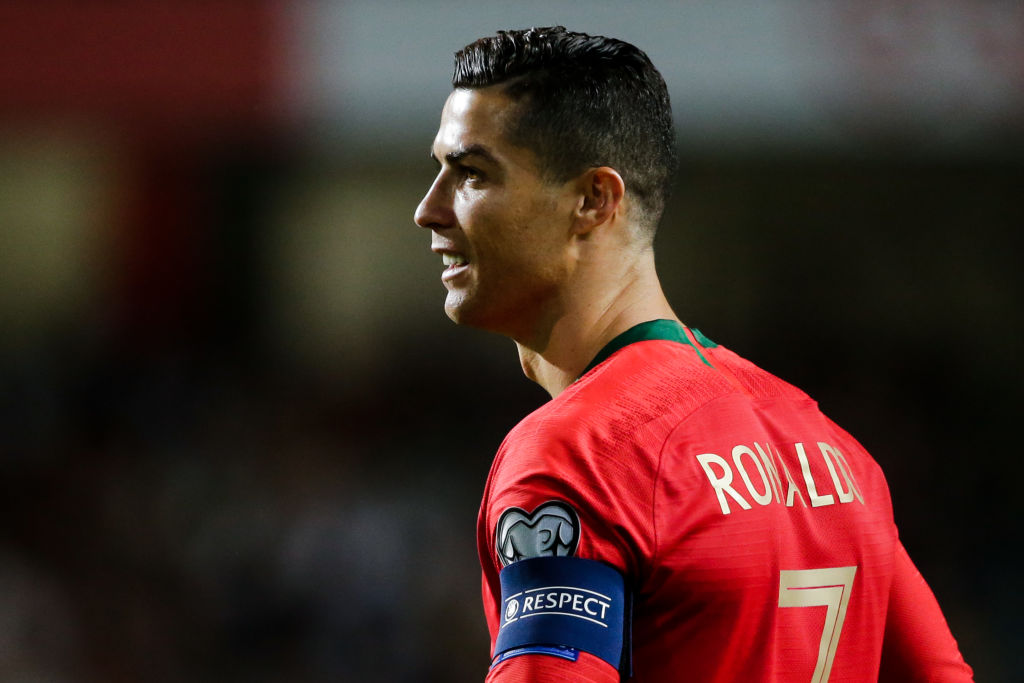 Cristiano Ronaldo faces race against time to be fit for Ajax game