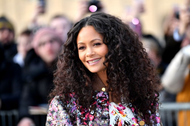 Thandie only realised recently that she had been penalised (Picture: Jacopo Raule/Getty Images)