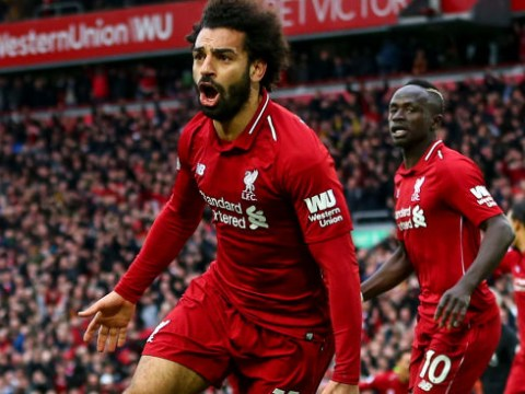 Mohamed Salah tells Liverpool fans to 'believe harder' after Tottenham win