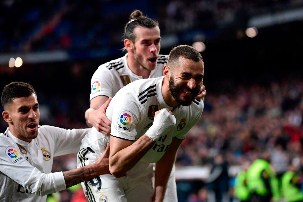 Gareth Bale and Kariam Benzema snub Real Madrid team-building dinner