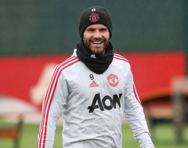 Manchester United star Juan Mata has been linked to Barcelona
