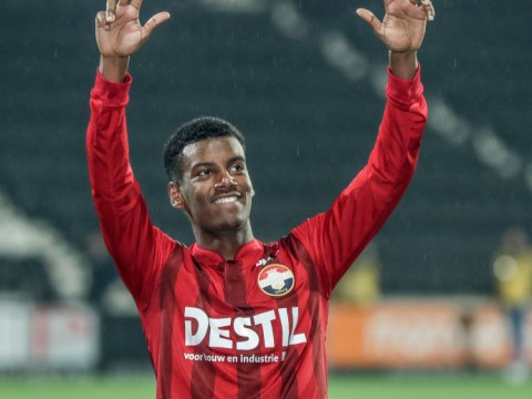 Chelsea scouts watch Alexander Isak in action ahead of potential transfer move