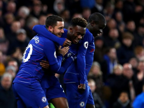 Callum Hudson-Odoi reveals what Chelsea boss Maurizio Sarri told him before first Premier League start