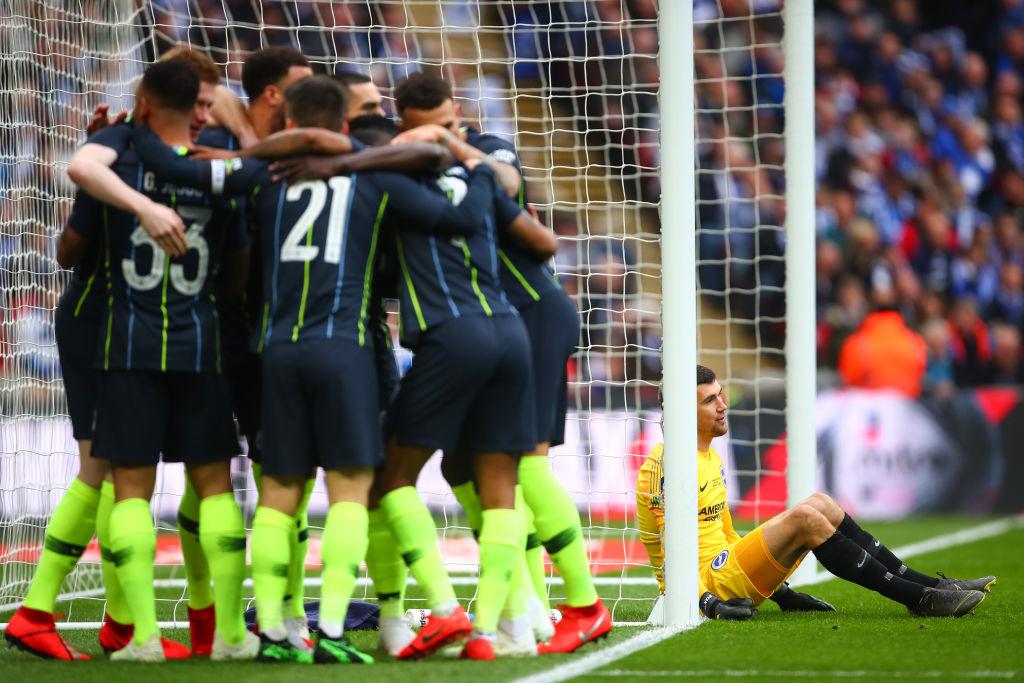 Man City 1-0 Brighton: Gabriel Jesus books City's place in FA Cup final to keep quadruple dreams alive