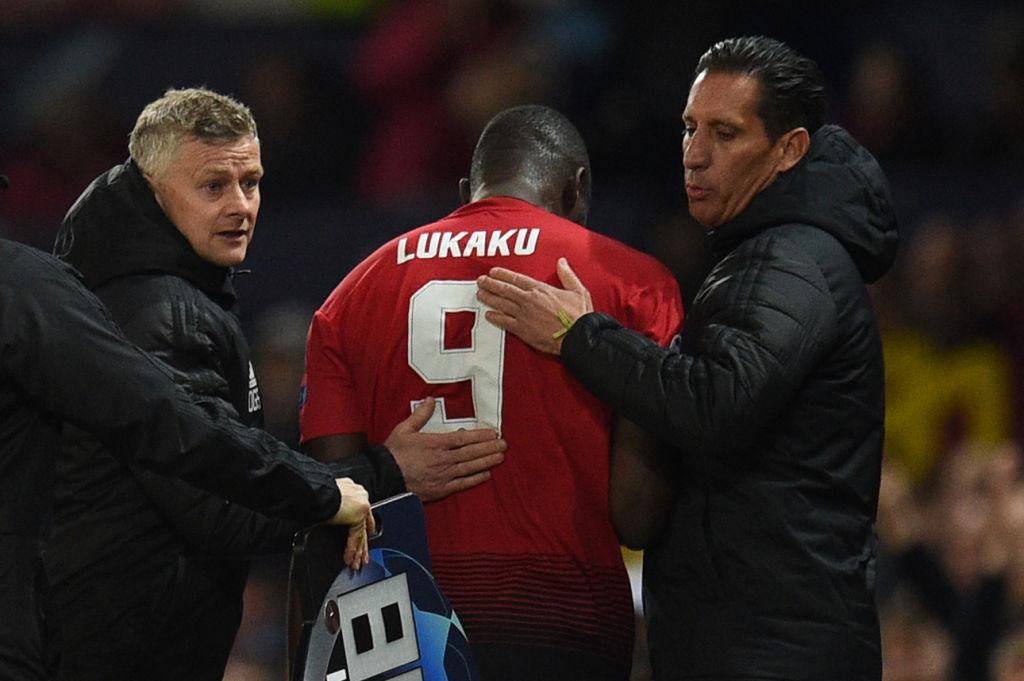 Paul Ince slams Ole Gunnar Solskjaer for wasting Romelu Lukaku against Barcelona